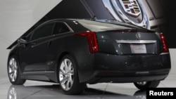 General Motors (GM) menyatakan berencana akan membuat mobil mewah Cadillac di China (foto: dok).