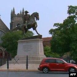 Spomenik liderima Konfederacije u Ričmondu