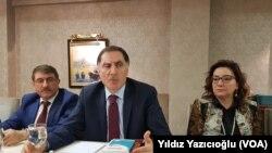 Kamu Denetçiliği Kurumu Başdenetçisi Şeref Malkoç