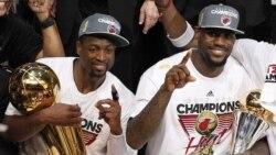 НБА: Мајами хит - нов шампион на НБА