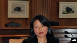 李晓蓉2009年出席中国信访制度圆桌讨论会