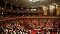 سنای ايتاليا قوانين رياضت های اقتصادی را تصويب کرد