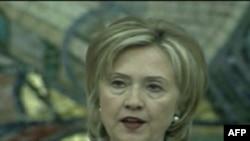 Хиллари Клинтон: американцы хотели бы видеть Россию мирной и процветающей страной