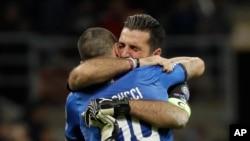 En imágenes: Italia eliminada del Mundial 2018