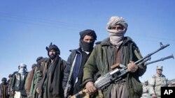 Thành viên nhóm Taliban