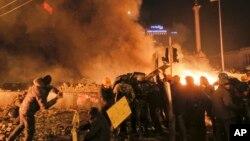 Sukobi u Kijevu
