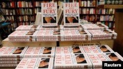 "El libro ""Fire and Fury: Inside the Trump White House"" del autor Michael Wolff ha generado una enérgica reacción del presidente Trump."