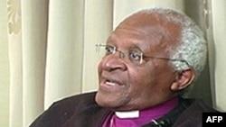 Khôi nguyên giải Nobel Hòa bình Desmond Tutu