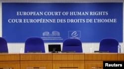 Evrospki sud za ljudska prava u Strazburu, Foto: Reuters, Vincent Kessler