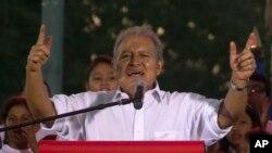 Salvador Sánchez Cerén recibirá este martes su credencial de presidente electo de El Salvador.