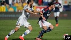 Donovan no anotó, pero se retira del fútbol profesional como campeón de la MLS, con el Galaxy.