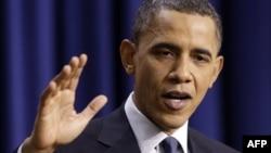 Tổng Thống Obama nói ông sẽ phản đối kế hoạch chi tiêu nếu trong đó có những cắt giảm được sự ủng hộ của Đảng Cộng Hòa về giáo dục và các lãnh vực khác