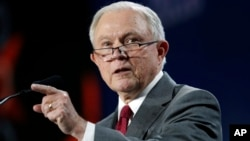 Jaksa Agung AS, Jeff Sessions