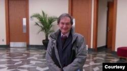 Roger Penrose tại Texas A&M University năm 2020. (Hình: Solarflare100/Wikimedia/CC BY 3.0)