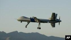 伊朗聲稱擊落了一架美國無人駕駛偵察機。(資料圖片)