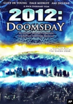 """2012:Doomsday"" is Hollywood's latest on world's imminent demise"