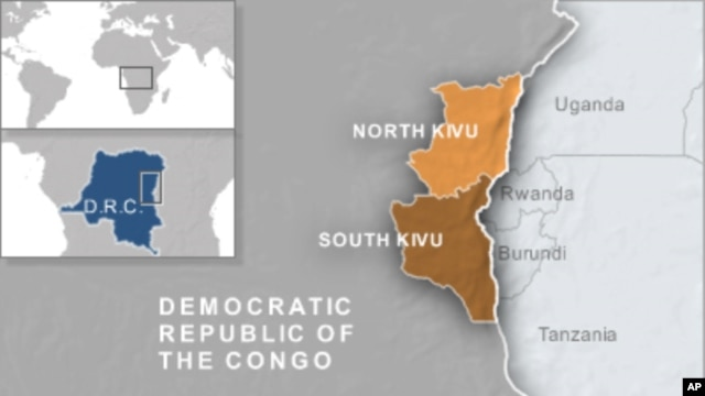 Residents in the DRC's North Kivu province are demanding the resignation of their governor