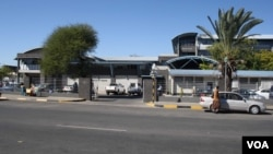 Umthethwandaba weMagistrates' Courts eGaborone, kwele Botswana.