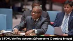 Maman Sidikou, intumwa ya ONU Muri RDC kandi arongoye Monusco.