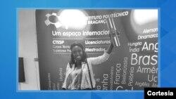 Cláudia de Barros Soares Semedo, Mestrado em Enfermagem de Saúde Familiar