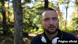 Pedro Marcelino - Cabo-verdiano analista político e cineasta, no Canadá