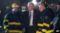 """""""Muy agradecido que todos en nuestro avión estén a salvo"""", tuiteó horas más tarde el propio Pence."""