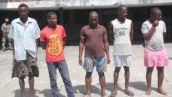 Polícia detém seis membros da Renamo por alegado envolvimento em ataques no centro de Moçambique - 2:00