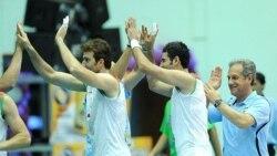 پیروزی مقتدرانه والیبال ایران