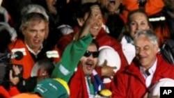 Mineiros chilenos estão bem de saúde - diz ministro da tutela