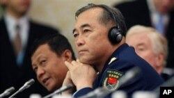 Phó Tổng tham mưu trưởng quân đội Trung Quốc Mã Hiểu Thiên