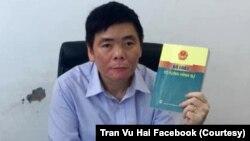 Luật sư Trần Vũ Hải.