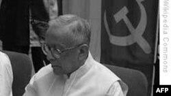Nhà lãnh đạo nổi tiếng của đảng CS Ấn Ðộ Jyoti Basu qua đời