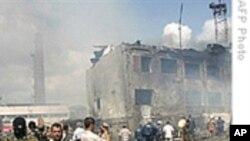 俄罗斯印古什警局遭炸弹袭击死20伤逾百