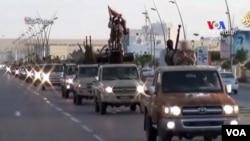 Jerin gwanon mayakan ISIS