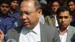 နိုင်ငံခြားရေးဝန်ကြီးဌာနညွှန်ချုပ်ဦးချမ်းအေး ဖမ်းခံရ