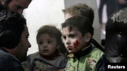 Assad's False Rhetoric And Real Responsibility