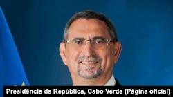 Le président cap-verdien Jorge Carlos Fonseca, élu en 2011