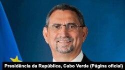 Le président sortant du Cap-Vert, Jorge Carlos Fonseca, candidat à sa propre réélection.