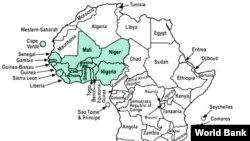 Les pays membres de la CEDEAO