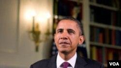 Obama hizo las declaraciones en una reunión que sostuvo con medios hispanos, en la Casa Blanca.