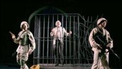 درخشش رابین ویلیامز در نمایش «ببربنگال در باغ وحش بغداد» دربرادوی