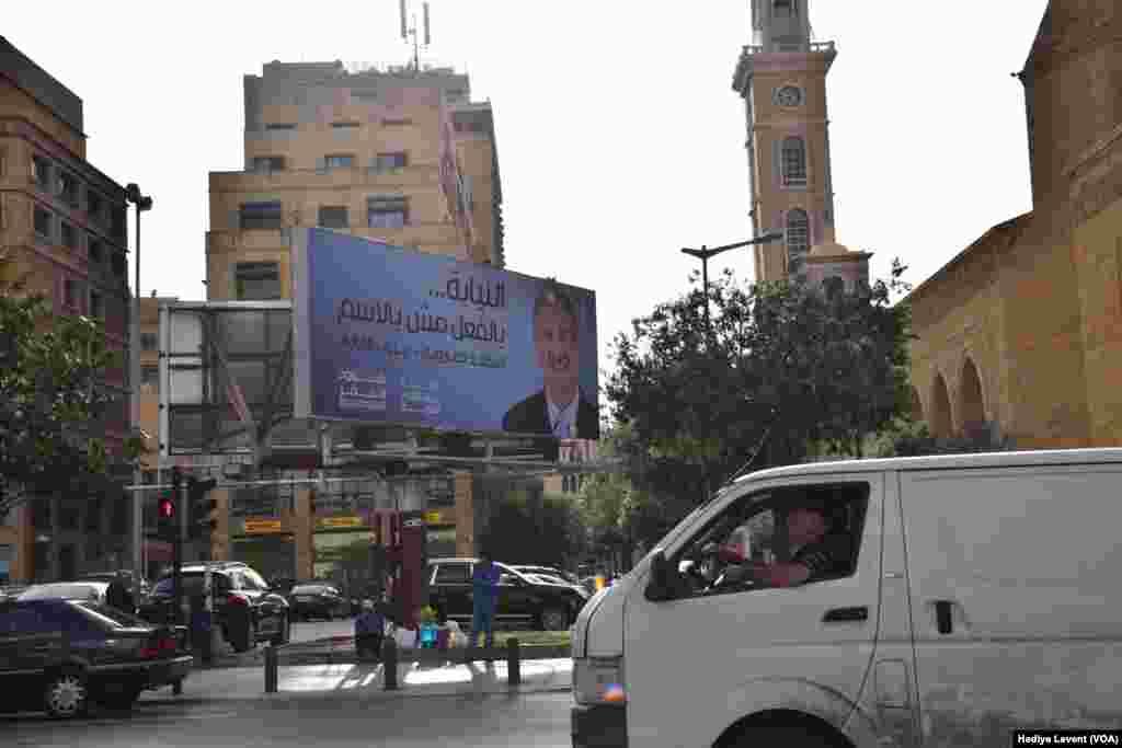Lübnan'da propaganda süresi henüz bitmedi. Ülkenin kronikleşmiş sorunları adaylar ve siyasi hareketler arasındaki karşılıklı suçlamaların en önemli dayanak noktaları.