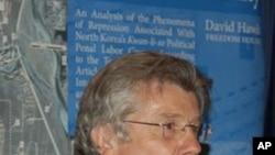 미국북한인권위원회 선임 고문 데이비드 호크(David Hawk)