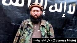 Hafiz Saeed, mantan panglima perang Taliban yang kini menjadi komandan tertinggi ISIS di Afghanistan (foto: dok).