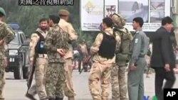 افغانستان میں نیٹو افواج کے تین فوجی ہلاک