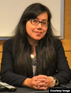Diah Irawaty, kandidat doktor di State University of New York.