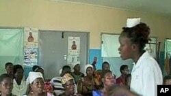 Dificuldades no combate á doença no Namibe