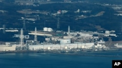 후쿠시마 원전 제1발전소 1.2.3.4호기 모습(자료사진)