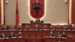 Opozita del nga parlamenti