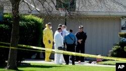 No hubo reportes de disparos ni otros problemas en la casa.